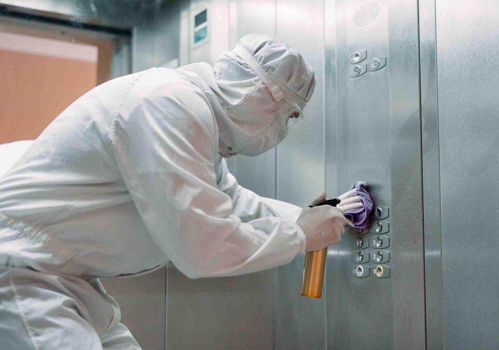 Sanificazione luoghi di lavoro