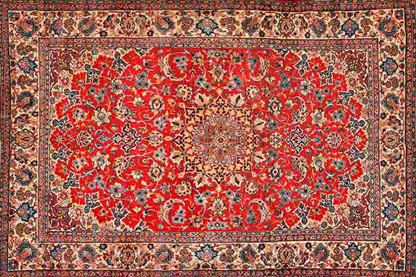 Come pulire i tappeti persiani
